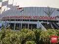 Kebakaran Landa Gudang Dinas Olahraga di Kawasan Velodrome