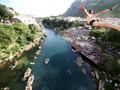 Lompat dari Jembatan, Tes Kedewasaan ala Bosnia