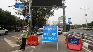 Buka Tutup Pintu Tol, Operator Tak Masalah Pendapatan Turun