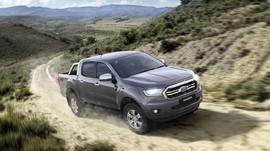 Ford Kembangkan Atap yang Bisa Dilepas untuk Pikap