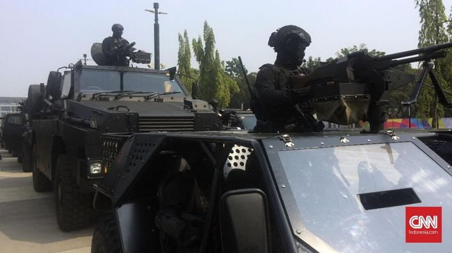 Jatim Jadi Target Program Penanggulangan Terorisme 2019