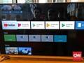 TV Android Lokal 50 Inci Dijual Seharga Skutik Bekas