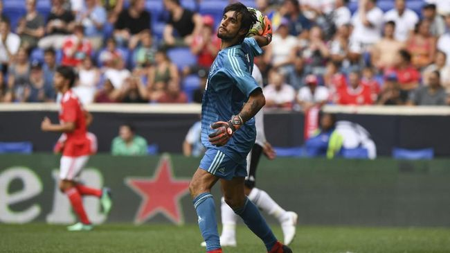Lawan Ajax di Liga Champions, Juventus Kehilangan Kiper