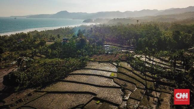 Cimaja berada di kawasan Teluk Pelabuhan Ratu, Kabupaten Sukabumi, Provinsi Jawa Barat. Tak hanya laut, daerah ini juga berdekatan dengan kawasan Taman Nasional Gunung Halimun Salak.