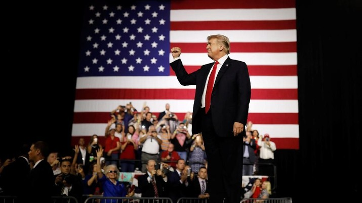 Trump Kembali Ancam Mundur dari WTO