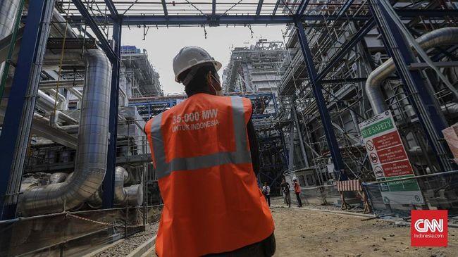 PLN Sebut Penundaan Proyek Listrik Berlaku pada PLTU dan PLTG