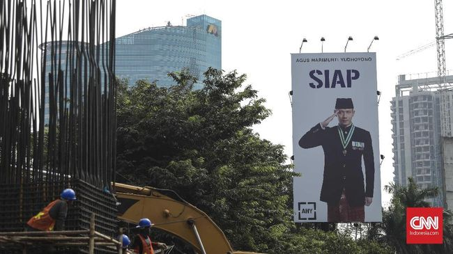 Alvara: AHY Dijagokan Dampingi Prabowo, Cak Imin untuk Jokowi