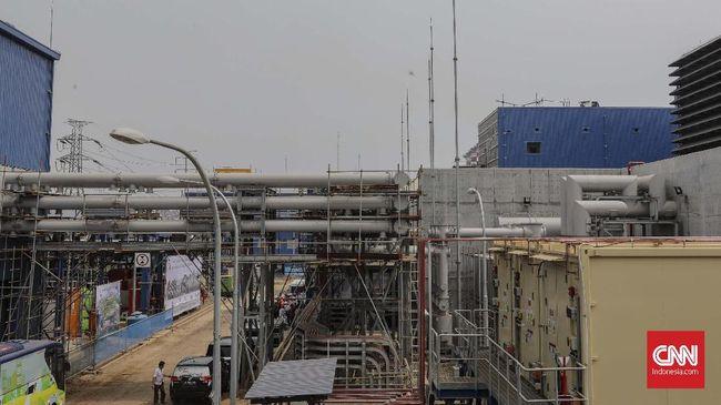 Proyek PLTGU Jawa 1 Masuk Tahap Konstruksi Akhir 2018