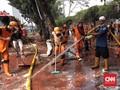 DKI Siagakan 6.800 Satgas Kebersihan pada Malam Tahun Baru