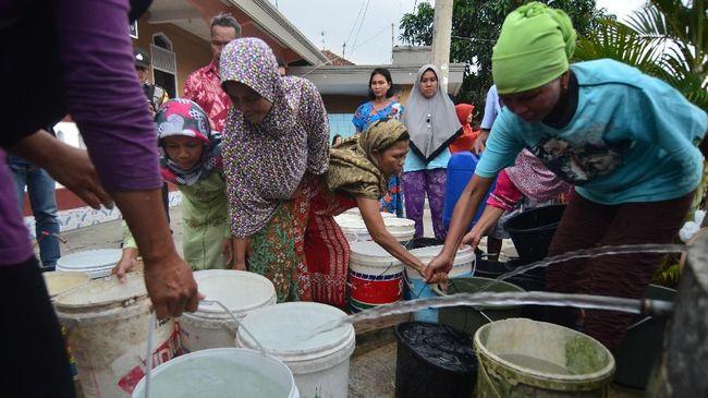 Jakarta Hingga NTT Berpotensi Kekeringan Jelang Musim Kemarau