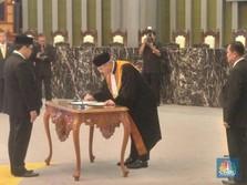 Joko Pramono Dilantik Jadi Anggota BPK