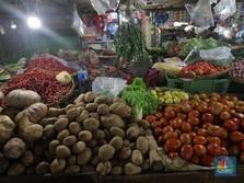 'Harga Pangan di RI Mahal, Keran Impor Perlu Tetap Dibuka'