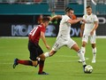 Manchester United Taklukkan Real Madrid 2-1 di ICC
