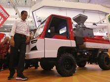 Jokowi: Siapa Tahu Cucu Kita Tidak Berminat Lagi Punya Mobil