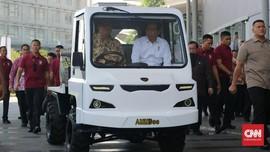 Kemenperin Genjot Produksi Mobil, Bidik Ekspor ke Australia