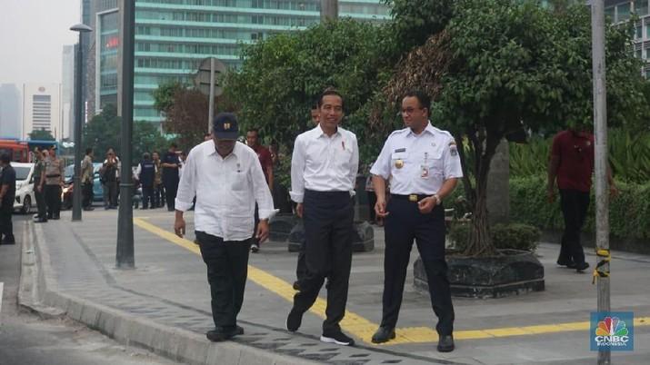 Demikian dikatakan Jokowi perbincangan dengan media di Hotel Novotel, Balikpapan, Kalimantan Timur, Rabu (18/12/2019) pagi.