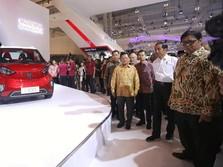 Astra Bidik Penjualan Mobil di GIIAS 2019, Naik Tipis