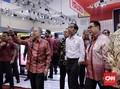 Jokowi: Otomotif Indonesia Jangan Terlena di Zona Aman