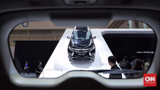 Mitsubishi 'Rela' Impor Pajero Sport Lagi demi Xpander