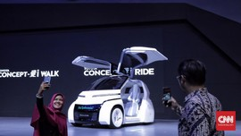 Toyota Indonesia Bersiap Masuk Era Mobil Masa Depan
