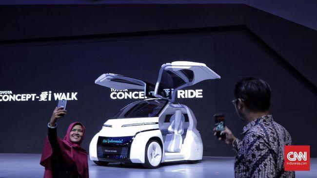 Spekulasi Mobil-mobil Baru Toyota