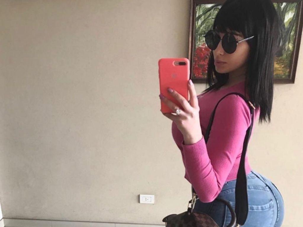 Ini Nadia Sofia, Wanita yang Obsesi Operasi Payudara Hingga Ukuran 34 JJ