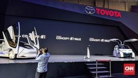 Kalah Bersaing, Pangsa Pasar Toyota 2018 Turun