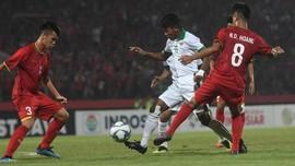 Vietnam Ubah Skuat, Beban Kiper Timnas Indonesia U-16 Memudar