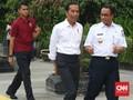 Jokowi Ingin Anies Lebarkan Sungai Ciliwung hingga 60 Meter
