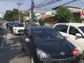 VIDEO: Perluasan Ganjil Genap, Mobil Padati Jalur Alternatif