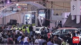 Penjualan Mobil 2018 Tembus Target, Toyota Tergencet
