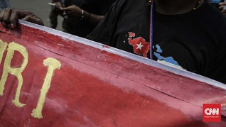 Polisi Selidiki Dugaan Makar Mahasiswa Papua di Surabaya