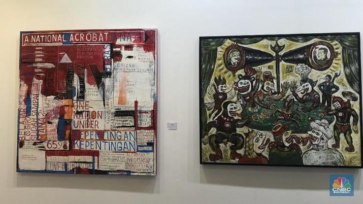 Satu Dekade Art Jakarta, Hadirkan 1000 Karya dari 300 Seniman