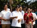 Flashmob Sambut Menpar di Pasar Kakilangit Yogya