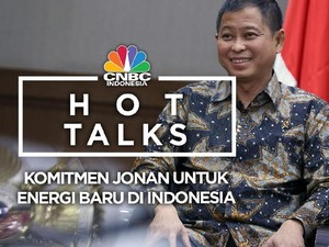 Komitmen Jonan Untuk Energi Baru di Indonesia