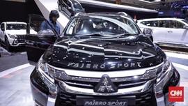 Mitsubishi Bersiap Tambah Impor Pajero Sport