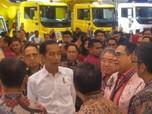 Jokowi Janji Resmikan Produksi Massal Mobil Esemka