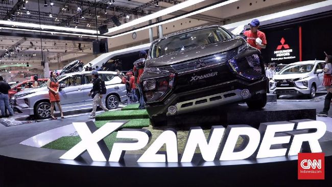 Mobil Masa Depan Mitsubishi Sebagian Mirip Xpander