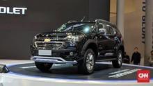 Dipukul Rupiah Anjlok, Harga Chevrolet Belum 'Goyang'
