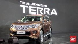 Catatan Muram Nissan Terra di Awal Tahun