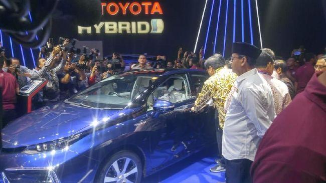 ASII Penjualan Mobil Astra Drop 9%, Harga Saham Ikut Melorot