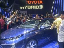 Penjualan Mobil Astra Drop 9%, Harga Saham Ikut Melorot