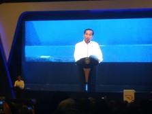 Jokowi di GIIAS, Bicara Elon Musk dan 3 Tantangan Otomotif RI