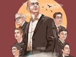 CEO Paling Berpengaruh & Nilai Perusahaan yang Dikendalikan