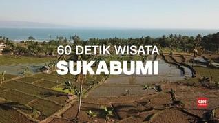 VIDEO: 60 Detik Wisata Sukabumi