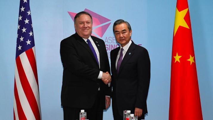 China berkomentar atas tudingan AS soal kebohongan yang dilakukan Negeri Tirai Bambu.