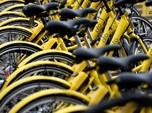 Didi Chuxing dan Alibaba Bakal Masuk Bisnis Sepeda Online