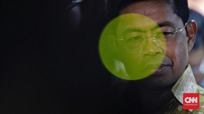 KPK Panggil Perdana Idrus Marham sebagai Tersangka Suap