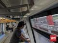 FOTO: Derap Awal LRT Palembang di Asian Games 2018