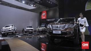 Nissan Terra Belum Bisa Tempel Pajero Sport dan Fortuner
